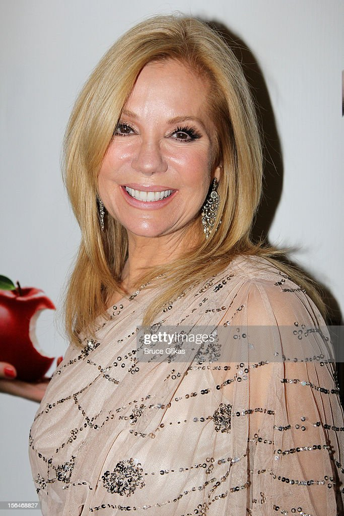 Kathie Lee Gifford attends the opening night of 'Scandalous' on Broadway at the Neil Simon Theatre on November 15, 2012 in New York City.