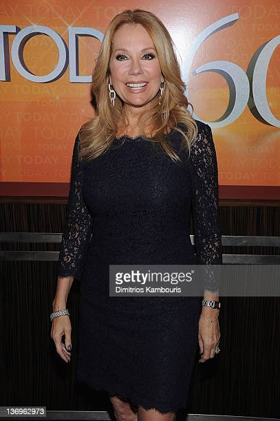 Kathie Lee Gifford attends the 'TODAY' Show 60th anniversary celebration at The Edison Ballroom on January 12 2012 in New York City