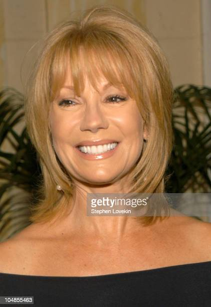 Kathie Lee Gifford during Fourth Annual Vision of Hope Awards Dinner by Boys Hope Girls Hope at The Grand Hyatt Hotel in New York City New York...