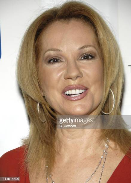 Kathie Lee Gifford during Kickoff for a Cure II Benefit Gala at The Waldorf=Astoria in New York City New York United States