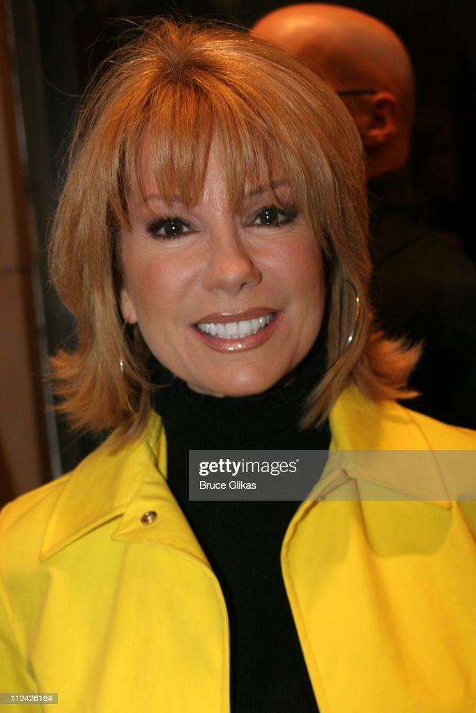 Kathie Lee Gifford during Neil Simon's 'The Odd Couple' Broadway Opening Night at The Marriott Marquis Ballroom in New York City, New York, United States.