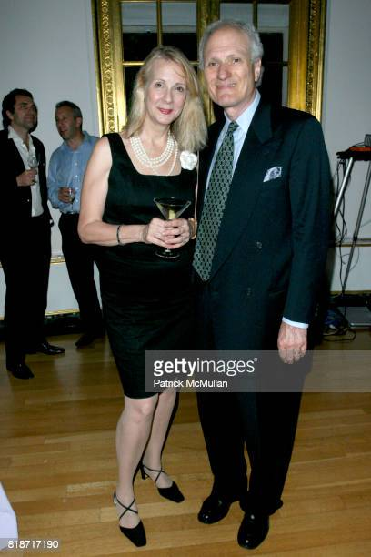 Kathleen Beckett and Steven Kroll attend The YOUNG PATRONS CIRCLE of AMERICAN FRIENDS Hosts SOIREE AU LOUVRE at Payne Whitney Mansion on June 3 2010