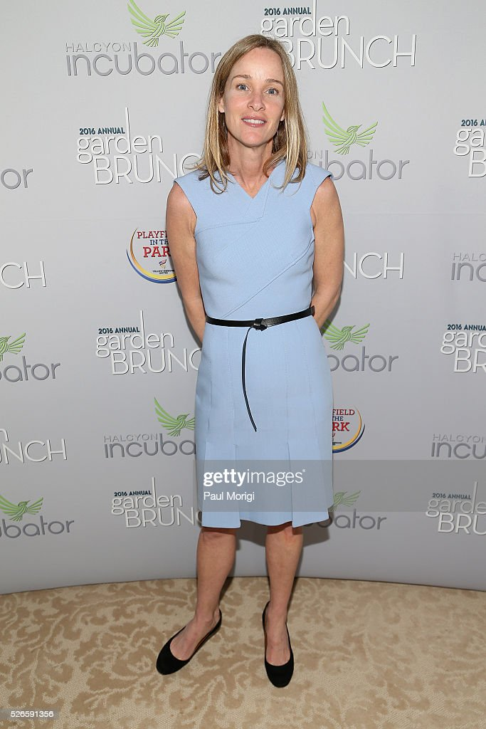 Kathleen Biden attends the Garden Brunch prior to the 102nd White House Correspondents' Association Dinner at the Beall-Washington House on April 30, 2016 in Washington, DC.