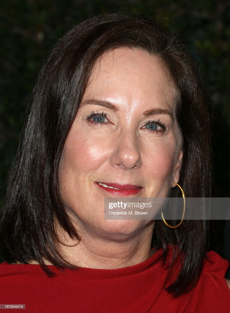 Kathleen Kennedy attends the Academy Of Motion Picture Arts And Sciences' 4th Annual Governors Awards at Hollywood and Highland on December 1, 2012 in Hollywood, California.