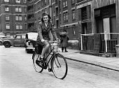 Kathleen Kennedy later Kathleen Cavendish Marchioness of Hartington whilst working for the American Red Cross in London 1943 She is the daughter of...