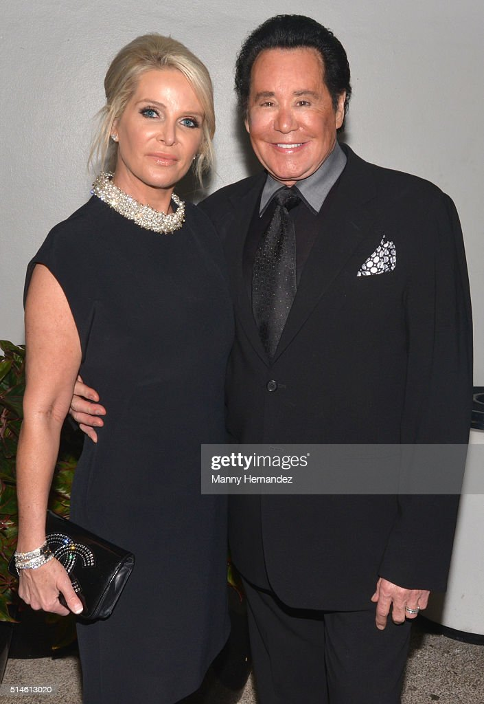 Kathleen McCrone Newton and Wayne Newton attends Destination Fashion 2016 to benefit The Buoniconti Fund to Cure Paralysis, the fundraising arm of The Miami Project to Cure Paralysis at Bal Harbour Shops on March 5, 2016 in Miami, Florida.