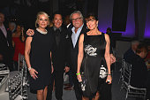 Kathleen McCrone Newton Wayne Newton Micky Arison Madeleine Arison attends Destination Fashion 2016 to benefit The Buoniconti Fund to Cure Paralysis...