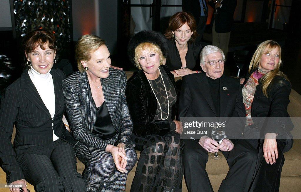 Kathleen Quinlan, Julie Andrews, Elke Sommer, Marilu Henner, Blake Edwards and Bo Derek