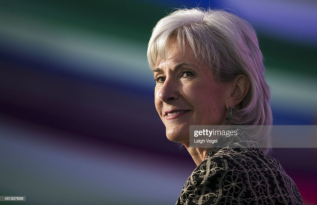 <a gi-track='captionPersonalityLinkClicked' href=/galleries/search?phrase=Kathleen+Sebelius&family=editorial&specificpeople=700528 ng-click='$event.stopPropagation()'>Kathleen Sebelius</a> speaks during The Business Of Health Spotlight: Health Closing Session A Conversation with The Honorable <a gi-track='captionPersonalityLinkClicked' href=/galleries/search?phrase=Kathleen+Sebelius&family=editorial&specificpeople=700528 ng-click='$event.stopPropagation()'>Kathleen Sebelius</a> at the Aspen Institute on June 27, 2014 in Aspen, Colorado.