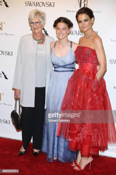 Kathleen StothersHolmes Guest and Katie Holmes attend American Ballet Theatre Spring 2017 Gala at David H Koch Theater at Lincoln Center on May 22...