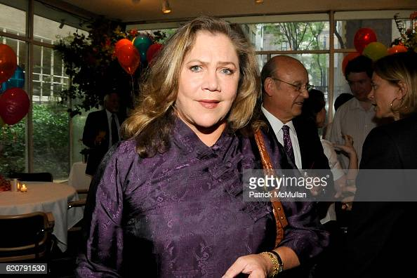 Kathleen Turner attends 'PARTY FAVORS' by Nicole Sexton Book Release Party at Michael's on July 29 2008 in New York City