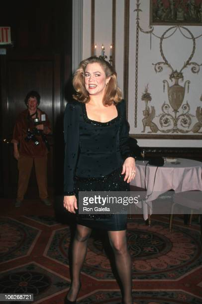 Kathleen Turner during 1992 Spirit of Liberty Awards November 8 1992 at Waldorf Astoria Hotel in New York City New York United States