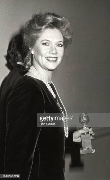 Kathleen Turner during Jujamcyn Awards November 24 1986 at St Regis Hotel in New York City New York United States