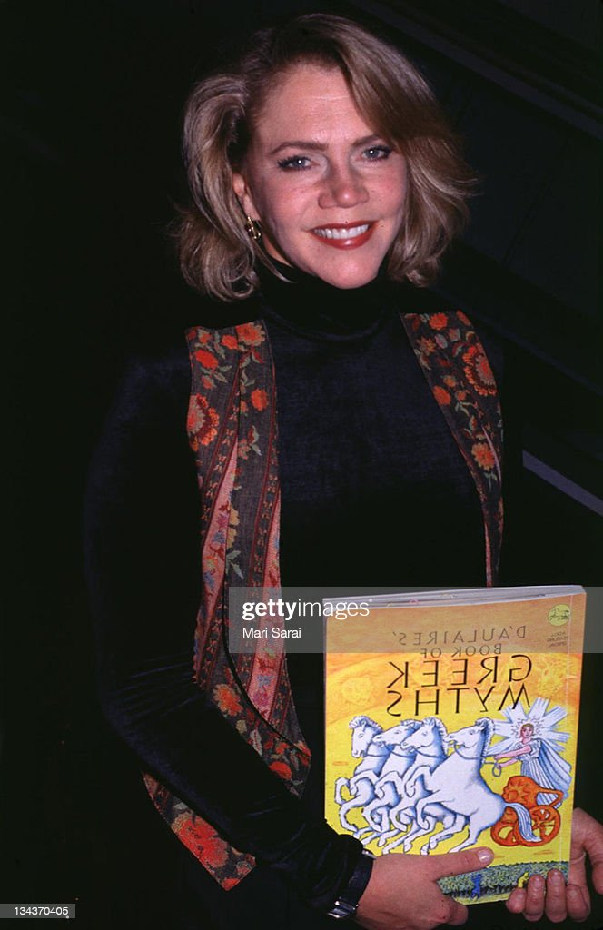 Kathleen Turner at Barnes & Noble - 1996