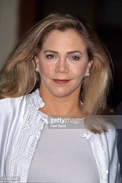 Kathleen Turner during Kathleen Turner Photo File March 1 2000 at Guilgud Theater in London Great Britain