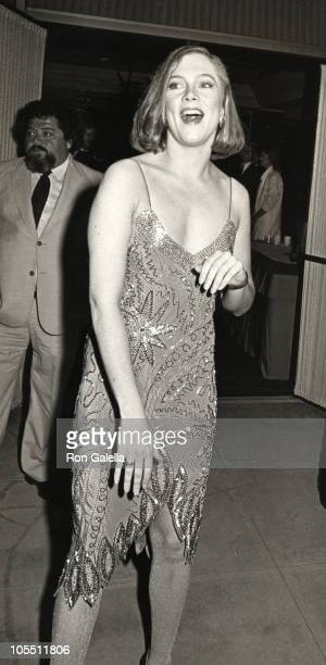 Kathleen Turner during 'Romancing the Stone' Screening March 24 1984 at Academy of Motion Picture Arts Sciences in Beverly Hills California United...