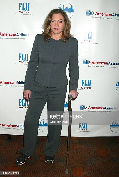 Kathleen Turner during The 18th Annual CitymealsonWheels 'Power Lunch For Women' Inside Arrivals at The Rainbow Room in New York City New York United...