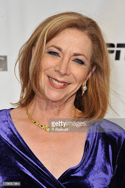 Kathrine Switzer attends the 32nd Annual Salute To Women In Sports Gala at Cipriani Wall Street on October 19 2011 in New York City