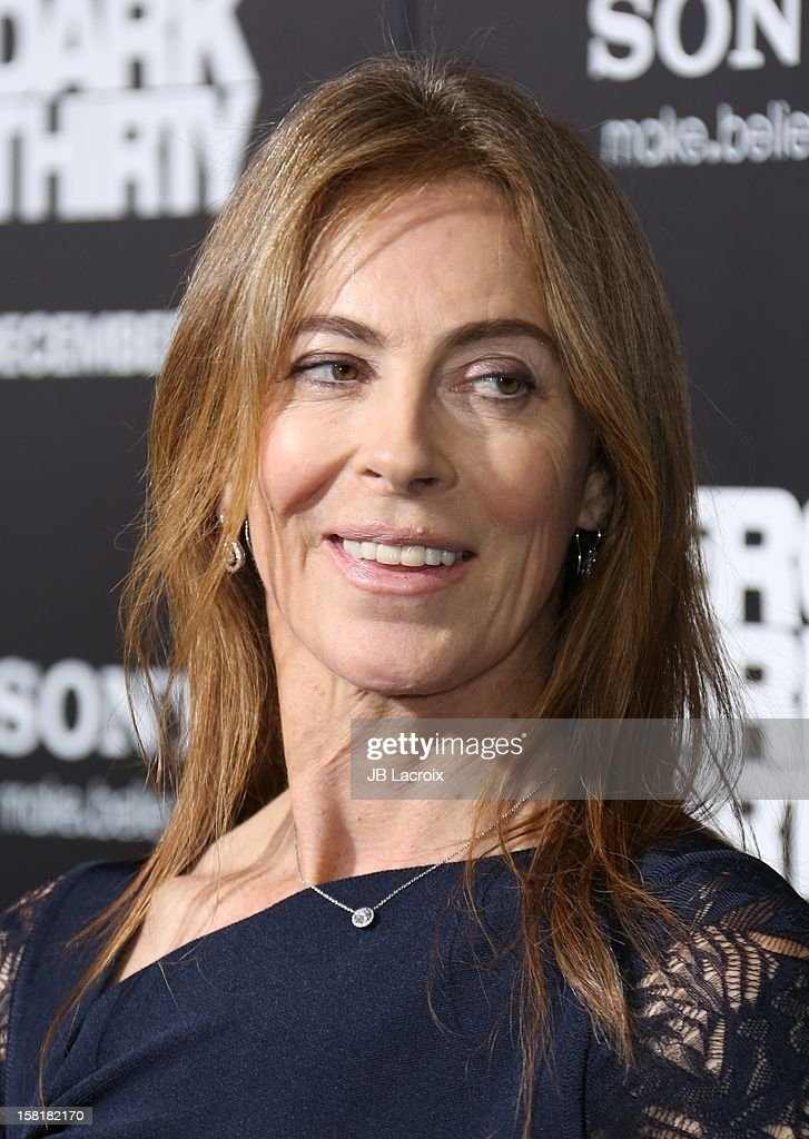 Kathryn Bigelow attends the 'Zero Dark Thirty' Los Angeles premiere at Dolby Theatre on December 10, 2012 in Hollywood, California.
