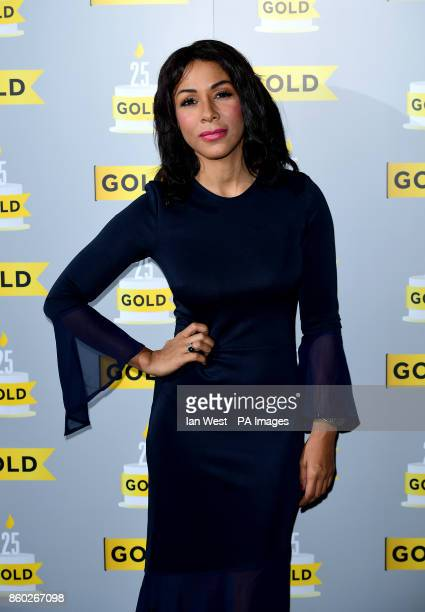 Kathryn Drysdale attending Gold's 25th birthday party and the launch of UKTV Original Murder on the Blackpool Express at 100 Wardour St London