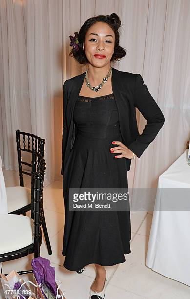 Kathryn Drysdale attends the 5th annual Rodial Beautiful Awards to celebrate women of style beauty and elegance at St Martins Lane Hotel on March 10...