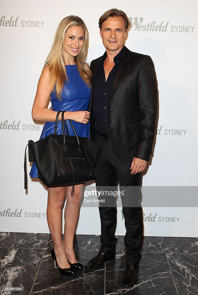 <a gi-track='captionPersonalityLinkClicked' href=/galleries/search?phrase=Kathryn+Eisman&family=editorial&specificpeople=766724 ng-click='$event.stopPropagation()'>Kathryn Eisman</a> and Siimon Reynolds arrive at the Diane Von Furstenberg 2013 Palazzo DVF Collection show at Sydney Westfield Shopping Centre on October 24, 2012 in Sydney, Australia.