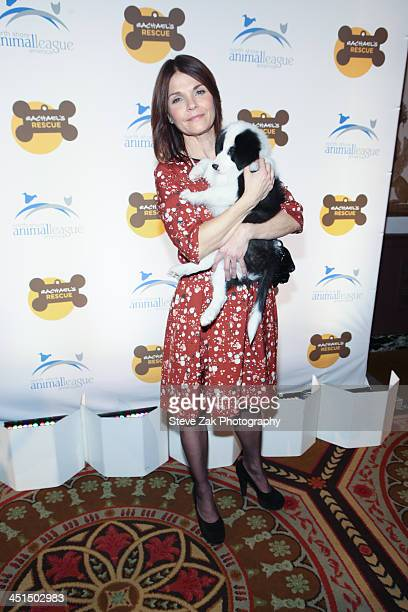 Kathryn Erbe attends the 2013 Animal League America Celebrity gala at The Waldorf=Astoria on November 22 2013 in New York City