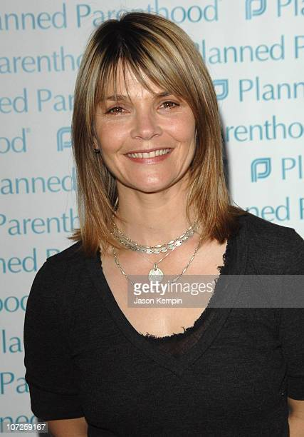 Kathryn Erbe during OneYear Anniversary Celebration for Planned Parenthood President Cecile Richards June 7 2007 at ADC Gallery in New York City New...