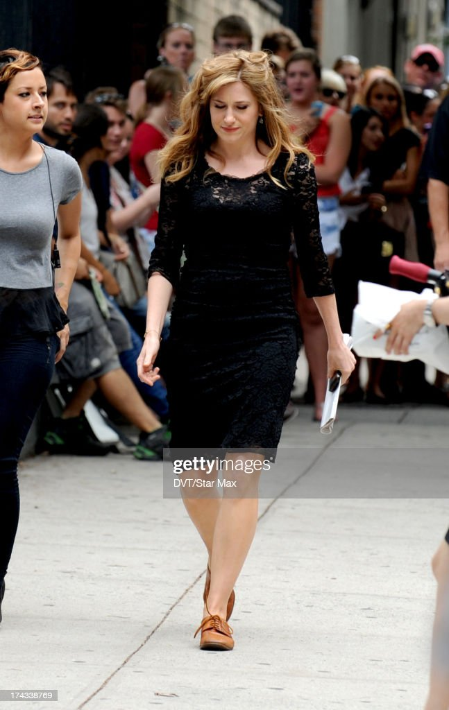 Kathryn Hahn as seen on July 23, 2013 in New York City.