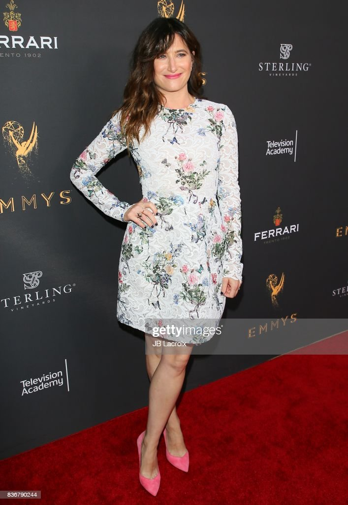 Kathryn Hahn attends the Television Academy's Performers Peer Group Celebration on August 22, 2017 in Los Angeles, California.