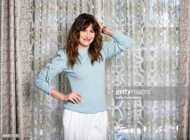 Kathryn Hahn is photographed for Los Angeles Times on April 20 2017 in Los Angeles California PUBLISHED IMAGE CREDIT MUST READ Katie Falkenberg/Los...
