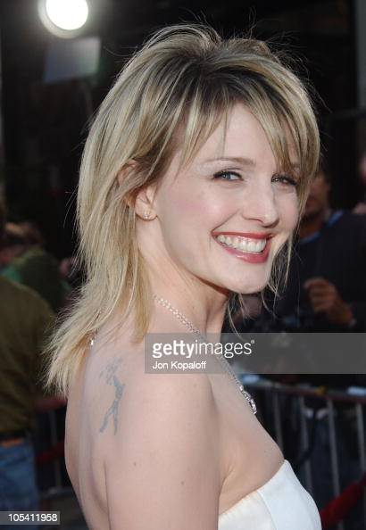 Kathryn Morris during 'The Terminal' World Premiere Red Carpet at ...