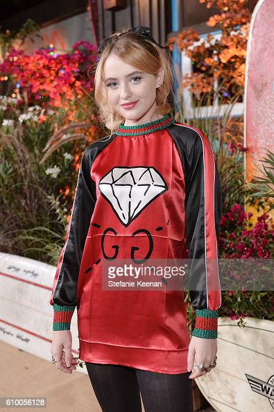 Kathryn Newton attends 14th Annual Teen Vogue Young Hollywood with American Eagle Outfitters on September 23 2016 in Malibu California