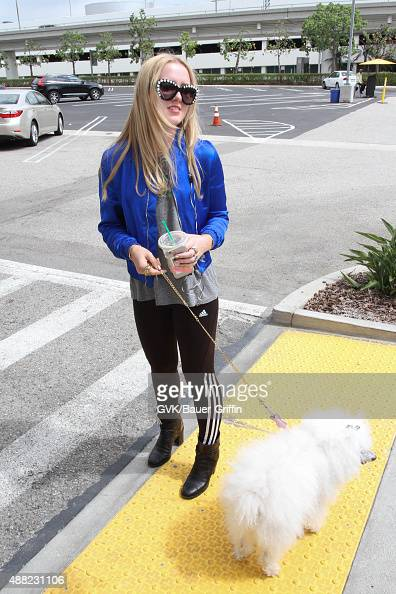 Kathryn Newton is seen at LAX on September 14 2015 in Los Angeles California