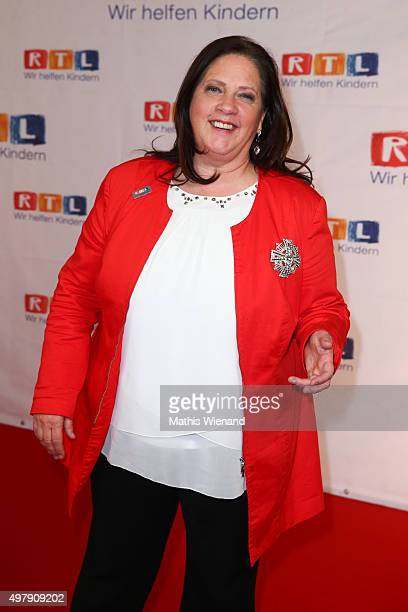 Kathy Ann Kelly attends the RTL Telethon 2015 on November 19 2015 in Cologne Germany This year marks the 20th anniversary of the RTL Telethon Instead...