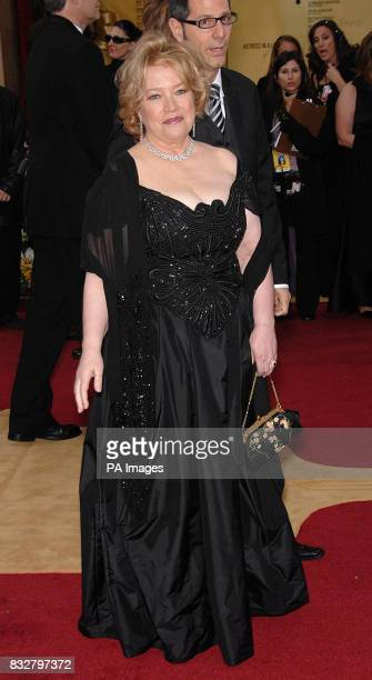 Kathy Bates arrives for the 79th Academy Awards at the Kodak Theatre Los Angeles