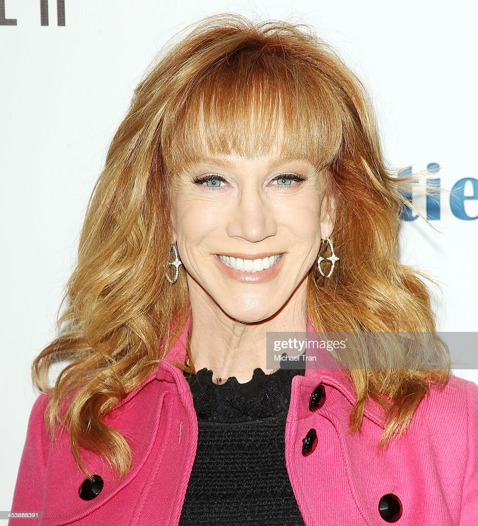 <a gi-track='captionPersonalityLinkClicked' href=/galleries/search?phrase=Kathy+Griffin&family=editorial&specificpeople=203161 ng-click='$event.stopPropagation()'>Kathy Griffin</a> arrives at the 'Tie The Knot' pop-up store opening held at The Beverly Center on December 5, 2013 in Los Angeles, California.