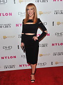 Kathy Griffin attends E 'Fashion Police' and NYLON kickoff New York Fashion Week with a Fifty Shades of Fashion event in celebration of the release...