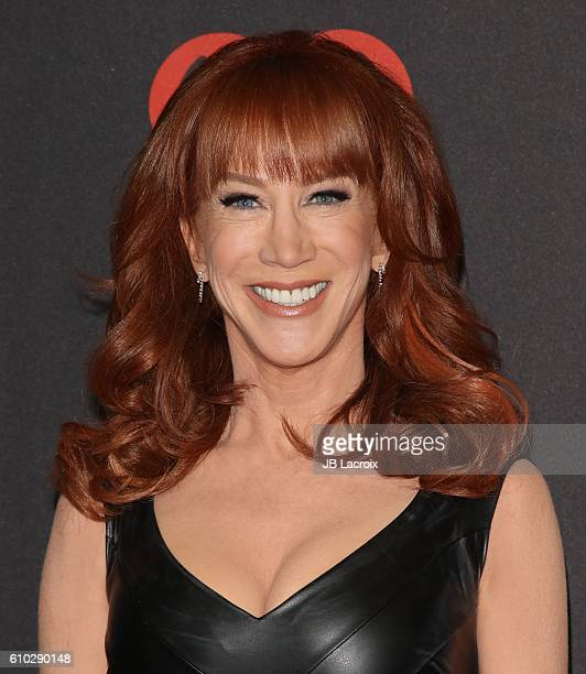 Kathy Griffin attends the 2016 iHeartRadio Music Festival at TMobile Arena on September 24 2016 in Las Vegas Nevada
