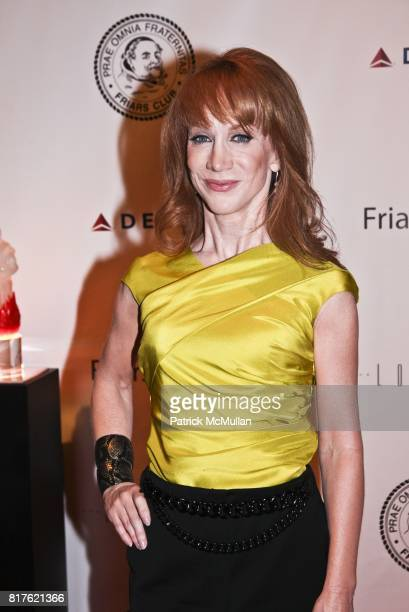 Kathy Griffin attends THE NEW YORK FRIARS CLUB ROAST OF QUENTIN TARANTINO at Friars Club on December 1 2010 in New York City