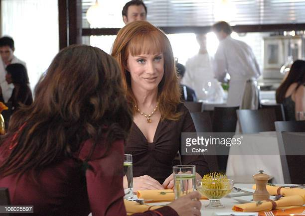 Kathy Griffin during Kathy Griffin Alka Seltzer Behind The Scenes Commerical Shoot in Los Angeles California United States
