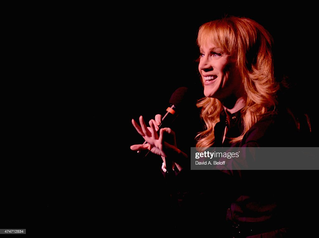 Kathy griffin live in concert at the sandler center for the performing