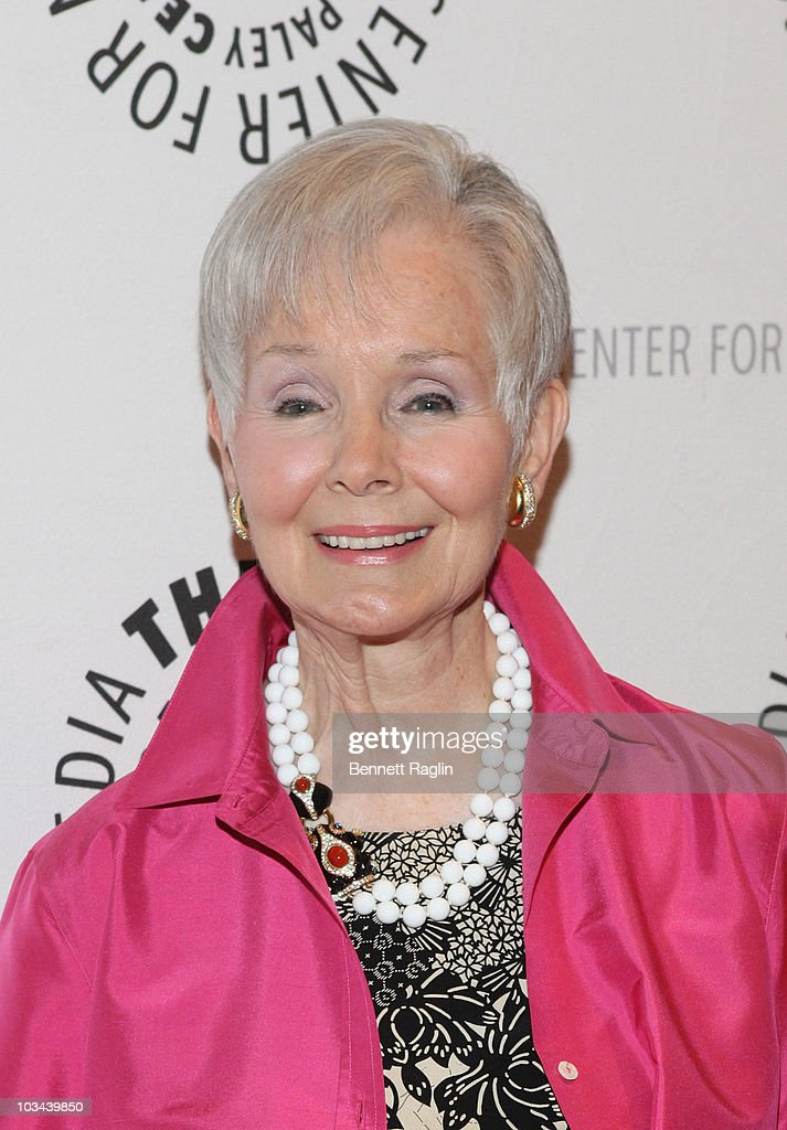 Kathy Hays attends a farewell to cast of 'As The World Turns' at The Paley Center for Media on August 18, 2010 in New York City.