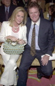 Kathy Hilton and Rick Hilton during Dennis Basso Fashion Show at The Pierre Hotel in New York City New York United States