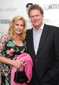 Kathy Hilton and Rick Hilton during Los Angeles Confidential Magazine's PreOscar Party in Association with Hendrix Electric and The Morgan's Hotel...