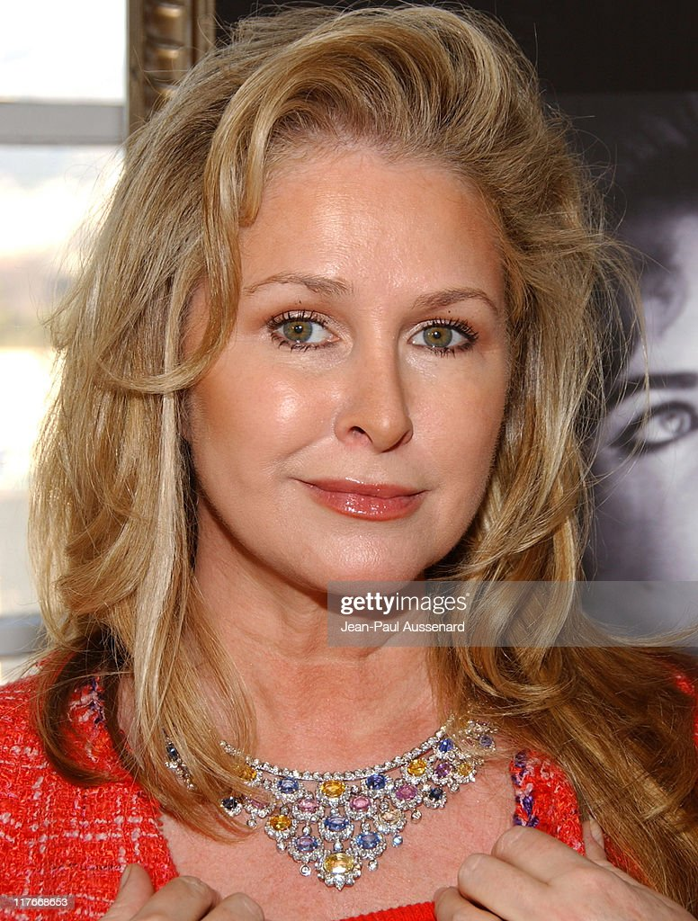 Kathy hilton at House of Taylor Jewelry during 2007 Silver Spoon Pre-Oscar Suite - Day 1 at Beverly Wilshire Hotel in Los Angeles, California, United States. (Photo by Jean-Paul Aussenard/WireImage for Silver Spoon (formerly The Cabana))