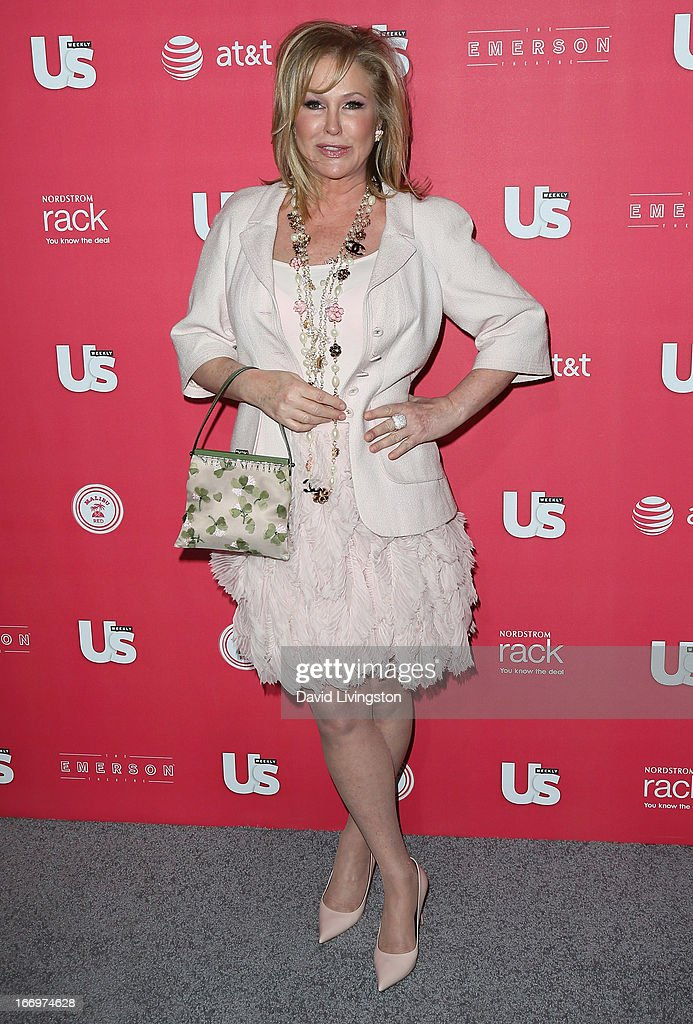 Kathy Hilton attends Us Weekly's Annual Hot Hollywood Style Issue event at the Emerson Theatre on April 18, 2013 in Hollywood, California.