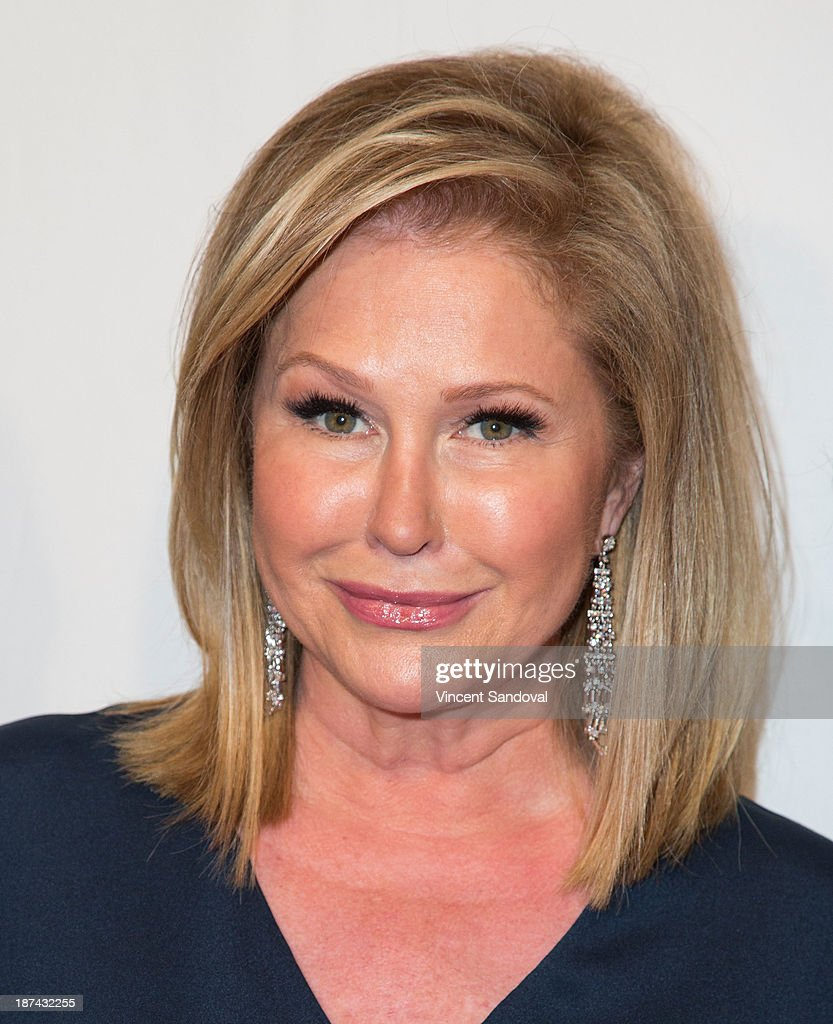 <a gi-track='captionPersonalityLinkClicked' href=/galleries/search?phrase=Kathy+Hilton&family=editorial&specificpeople=209306 ng-click='$event.stopPropagation()'>Kathy Hilton</a> attends YWCA greater Los Angeles hosts The Rhapsody Ball fundraiser at Beverly Hills Hotel on November 8, 2013 in Beverly Hills, California.