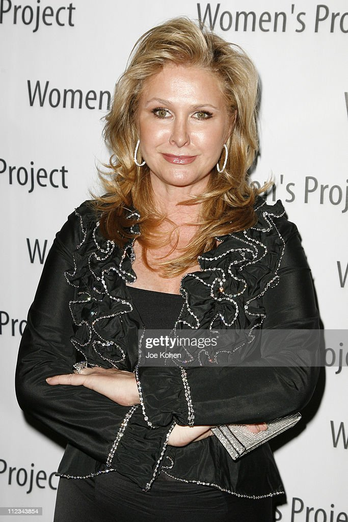 <a gi-track='captionPersonalityLinkClicked' href=/galleries/search?phrase=Kathy+Hilton&family=editorial&specificpeople=209306 ng-click='$event.stopPropagation()'>Kathy Hilton</a> during Women's Project's 22nd Annual Women of Achievement Gala at Pegasus Suite of the Rainbow Room in New York City, New York, United States.