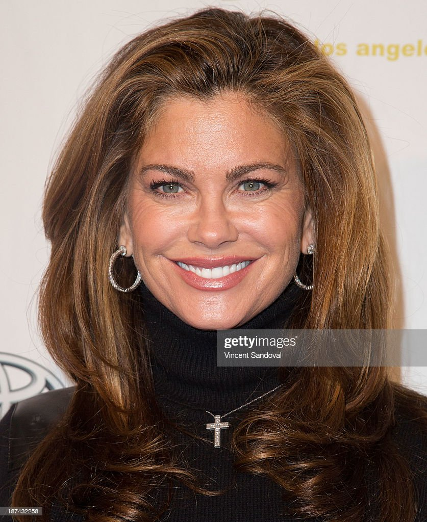 <a gi-track='captionPersonalityLinkClicked' href=/galleries/search?phrase=Kathy+Ireland&family=editorial&specificpeople=213018 ng-click='$event.stopPropagation()'>Kathy Ireland</a> attends YWCA greater Los Angeles hosts The Rhapsody Ball fundraiser at Beverly Hills Hotel on November 8, 2013 in Beverly Hills, California.